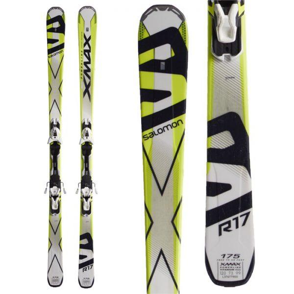 salomon 175 xmax ski